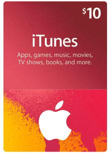 Купить Itunes gift card USA